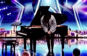 America's Got Talent: The Champions - Tokio Myers: Cool Musician Performs