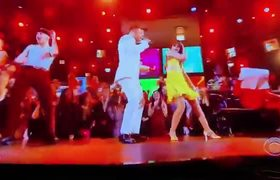 Grammy 2019 - opening Camilla Cabello Ricky Martin Ozuna