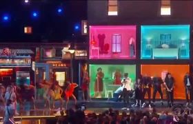 Camila Cabello Ricky Martin J Balvin Grammy's 2019 live performance - Part 2