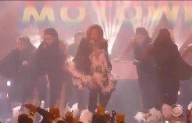 Jennifer Lopez Performance Grammys 2019