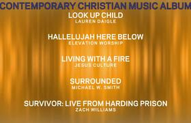 2019 GRAMMYs : Lauren Daigle Wins Best Contemporary Christian Music Album |Acceptance Speech