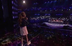 America's Got Talent: The Champions - Angelica Hale: Two Time Golden Buzzer Singer STUNS The Judges -