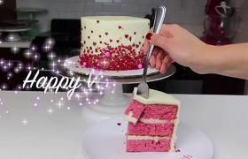Easy Valentine's Day Cake Ideas