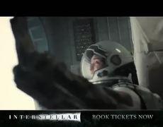 Interstellar Official Movie TV SPOT Make It 2014 HD Jessica Chastain SciFi Movie