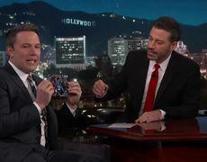 JKL: Ben Affleck's Son Doesn't Love the Patriots