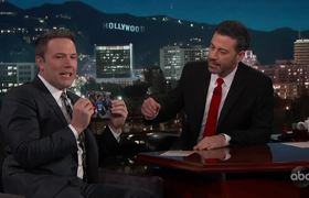 JKL: Ben Affleck's Son Doesn't Love the Patriots