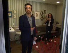 The Late Late Show: Kenny G Gives James a Kim & Kanye Valentine's Day