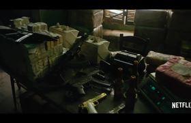 JKL: EXCLUSIVE - Triple Frontier Trailer