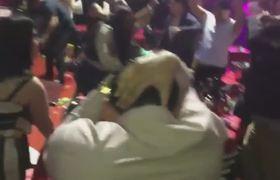 #VIDEO: Batalla campal en