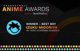 Crunchyroll Anime Awards 2019 | ALL WINNERS