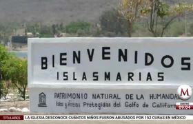Islas Marías: Un Patrimonio natural de la humanidad