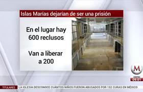 Islas Marías ya no serán prisión, serán centro de artes y cultura