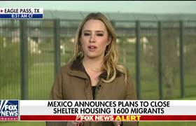#Mexico announces plans to close shelter housing 1,600 migrants