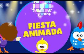 Gallina Pintadita Mini - Animated Party (Cartoon)