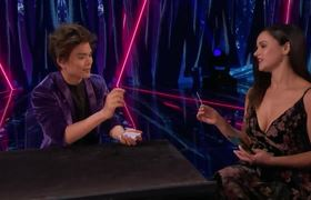 America's Got Talent: The Champions: DON'T BLINK! Shin Lim Performs Epic Magic With Melissa Fumero