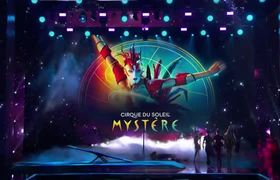America's Got Talent: The Champions: Mystère by Cirque du Soleil Performs On AGT: The Champions