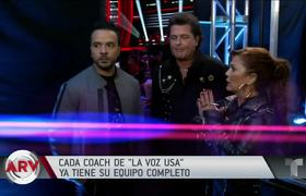 This was the last blind battle in La Voz USA