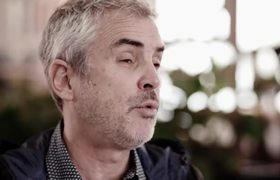 Behind the scenes with Alfonso Cuarón - Netflix