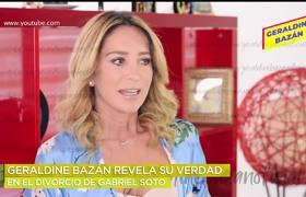 Geraldine Bazán confirma que Gabriel Soto le fue infiel con Irina Baeva