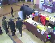 Soldados saquearon el centro comercial donde ocurrió la matanza en Kenia