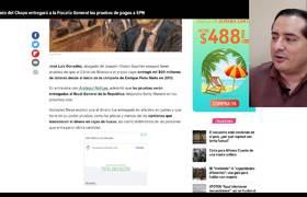 El Chapo dio 1,800 MDD a #EPN. Tiene fotos y se la entregará al gobierno de #AMLO