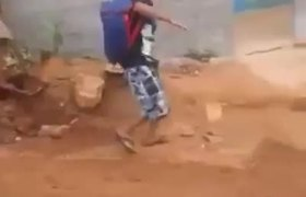 The best falls you'll see today #OMG