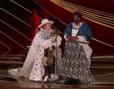 Melissa McCarthy and Brian Tyree Henry Present the Oscar for Costume Design