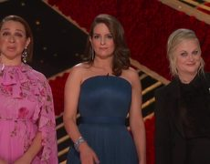 Tina Fey, Maya Rudolph, and Amy Poehler's Oscars 2019