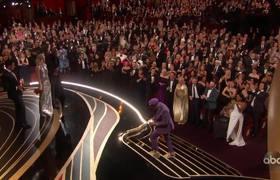 BLACKkKLANSMAN Accepts the Oscar for Writing