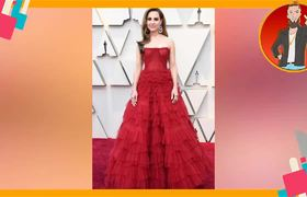 The best red carpet dresses of the 2019 Oscar Awards