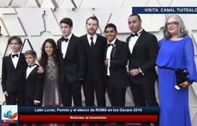 ¡LATIN LOVER ACUDIÓ A LOS PREMIOS OSCAR 2019!