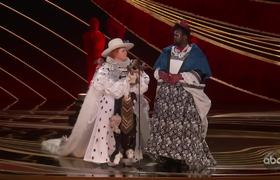 #OSCARS2019: Melissa McCarthy and Brian Tyree Henry Present the Oscar for Costume Design