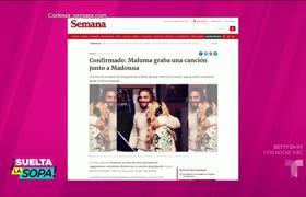 Madonna y Maluma, la pareja perfecta