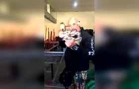 Comandate Cobra YA TENGO LOS FIERROS PA LAS RATAS