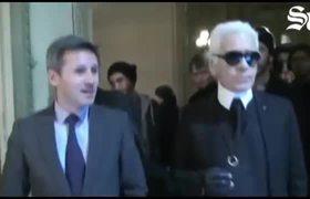 Herederos de Karl Lagerfeld