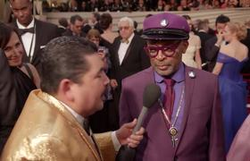 JKL: Guillermo at the Oscars