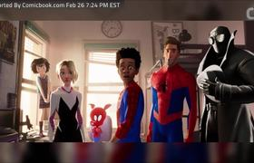 Spider-Man: Into the Spider-Verse Wins Oscar