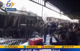 Egypt Train Station fire: At least 20 Dead and Dozens Injured
