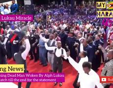 #VIRAL: Alph Lukau Zimbabwean Dead Man Dance And Statement