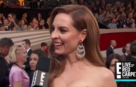 Marina De Tavira Makes Her Oscars Debut