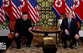 Speed is not important to me,' Donald Trump says of North Korea denuclearization