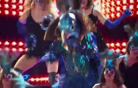 THE MASKED SINGER - The Peacock Performs