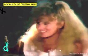 En memoria de Christian Bach