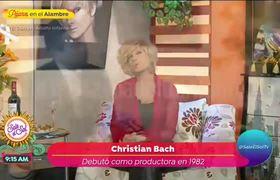 Entrevista en memoria de Christian Bach