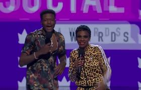 Social Awards 2019 - DC Young Fly & Jess Hilarious Give A Lesson On Black Twitter! |