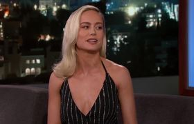 JKL: Brie Larson on Becoming Captain Marvel