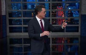 Late Show: El mpas largo y peor discurso de Trump