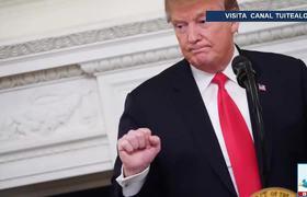 Trump acusa a los demócratas de abuso de poder en EU