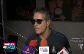 Fernando Castillo habla de las conversaciones con Irina Baeva