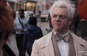 GOOD OMENS Official Trailer #2 (2019)